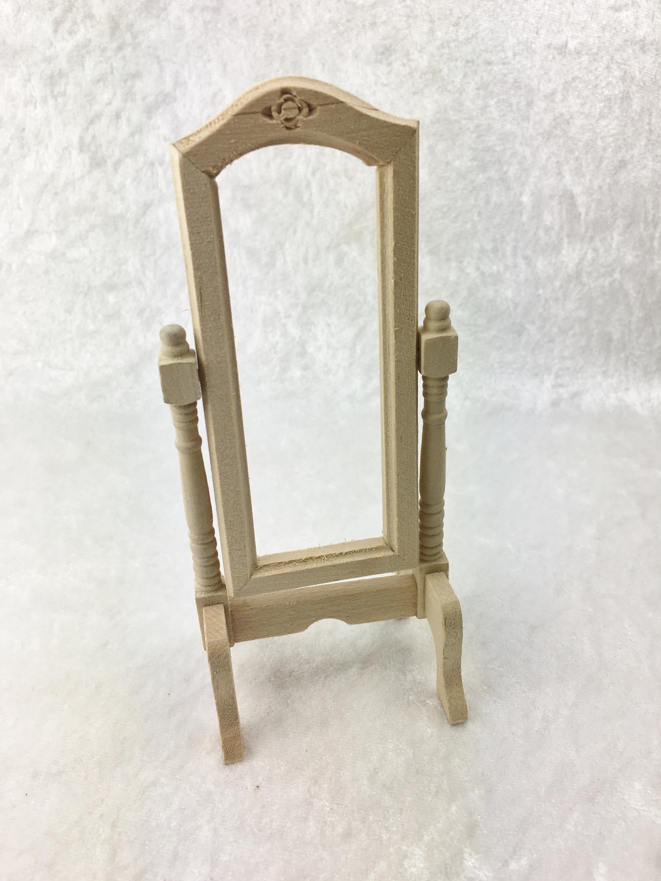 Standspiegel 1:12 Miniatur 7