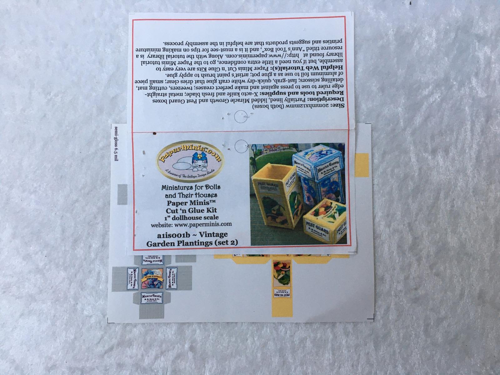 Box für Gartenprodukte