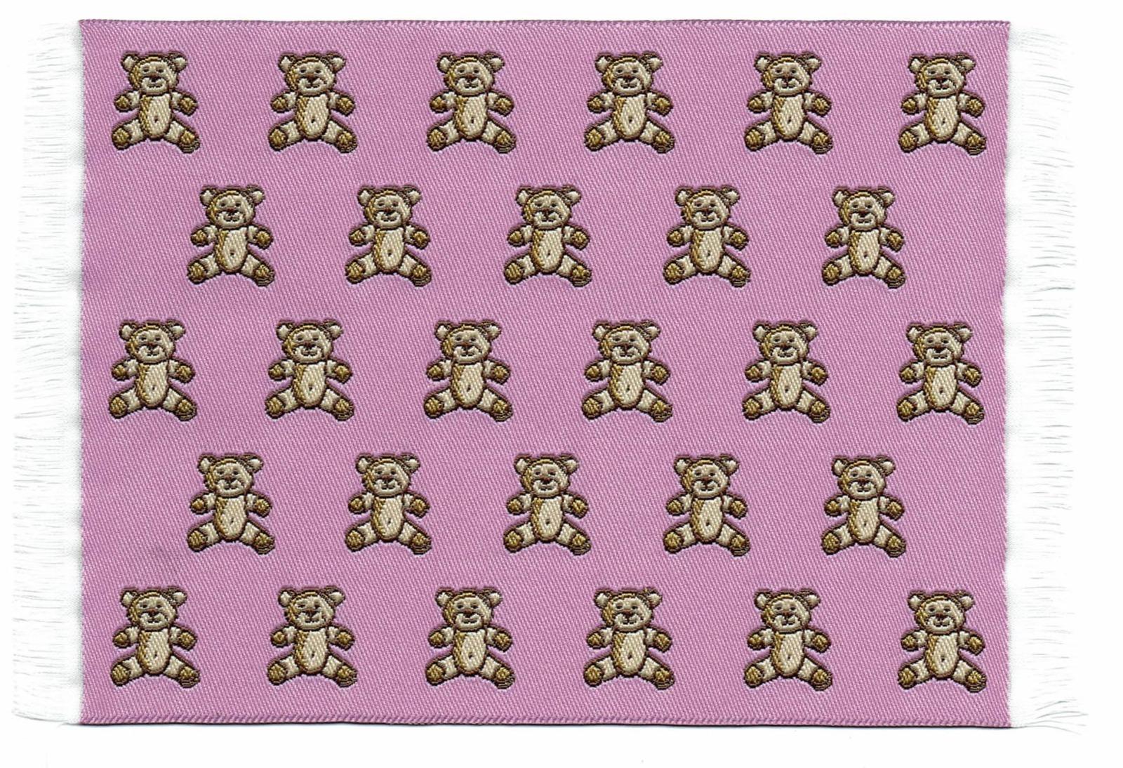 Miniaturteppich 10 x 15 cm