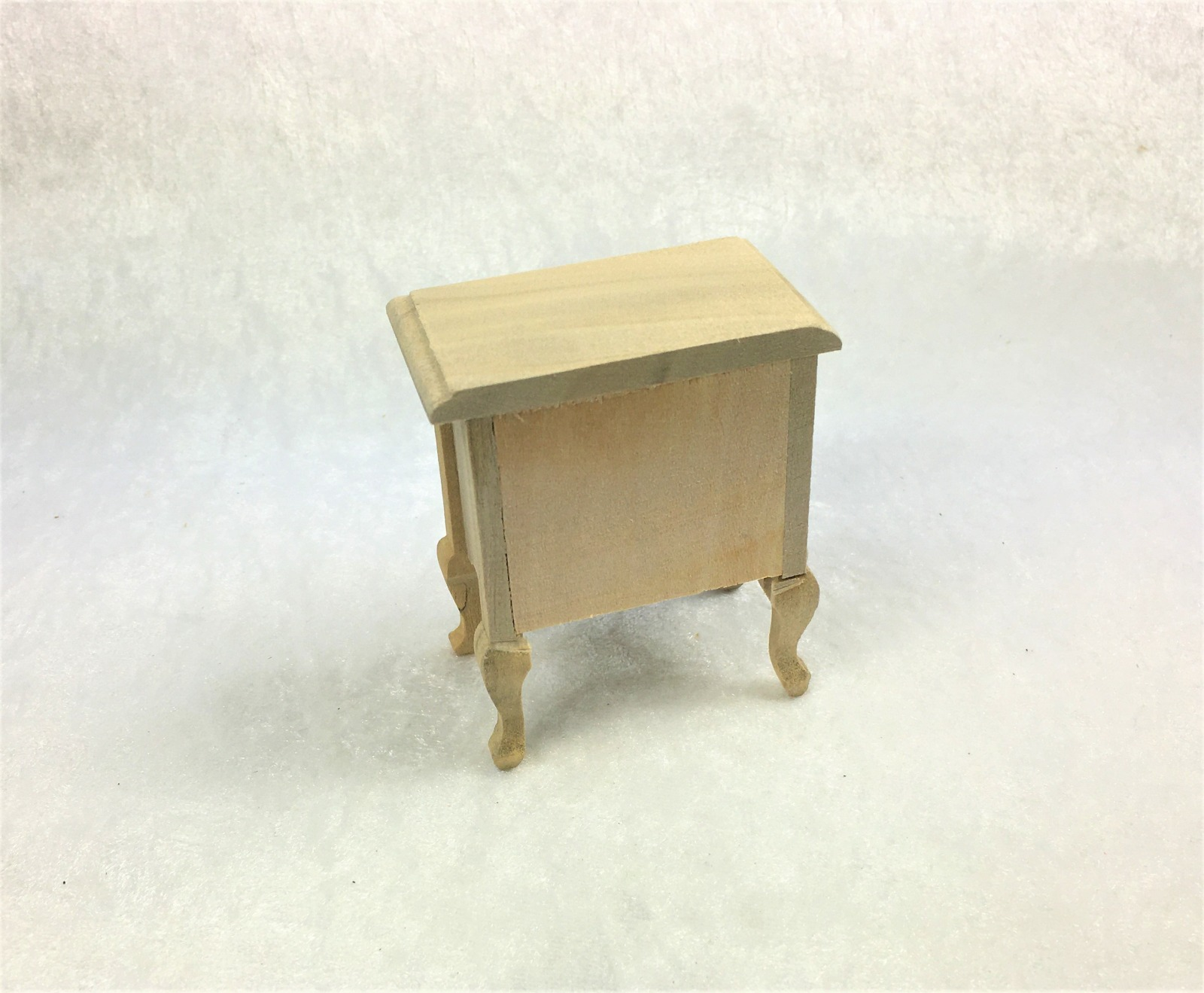 Kleine Kommode Nachttisch 1zu12 Miniatur 4