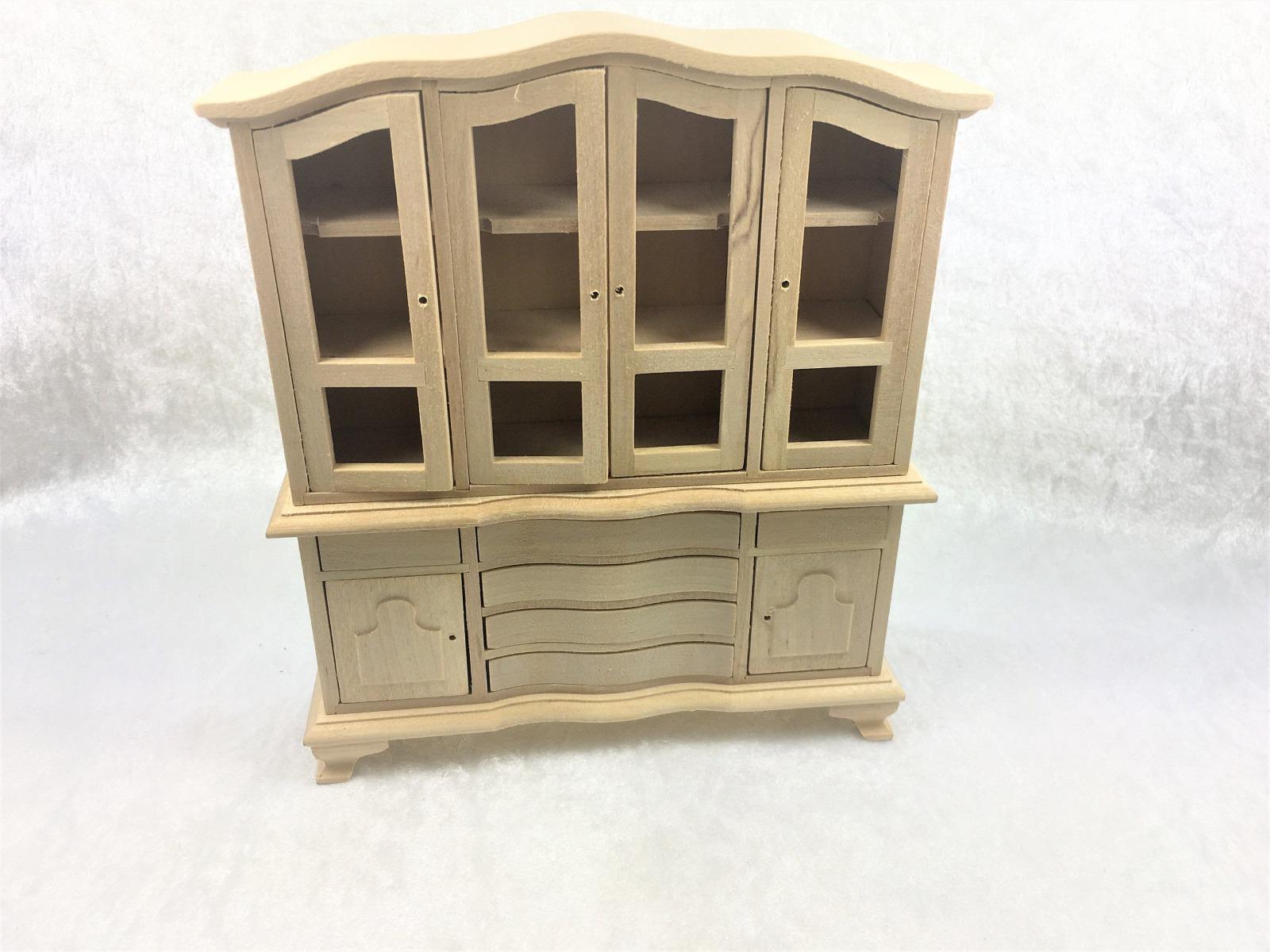 Wohnzimmerbüffett für die Puppenstube das Puppenhaus