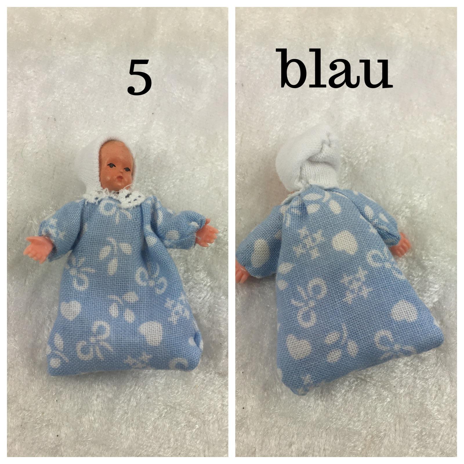 Kleinkind Baby Caco Puppenstuben Biegepüppchen für