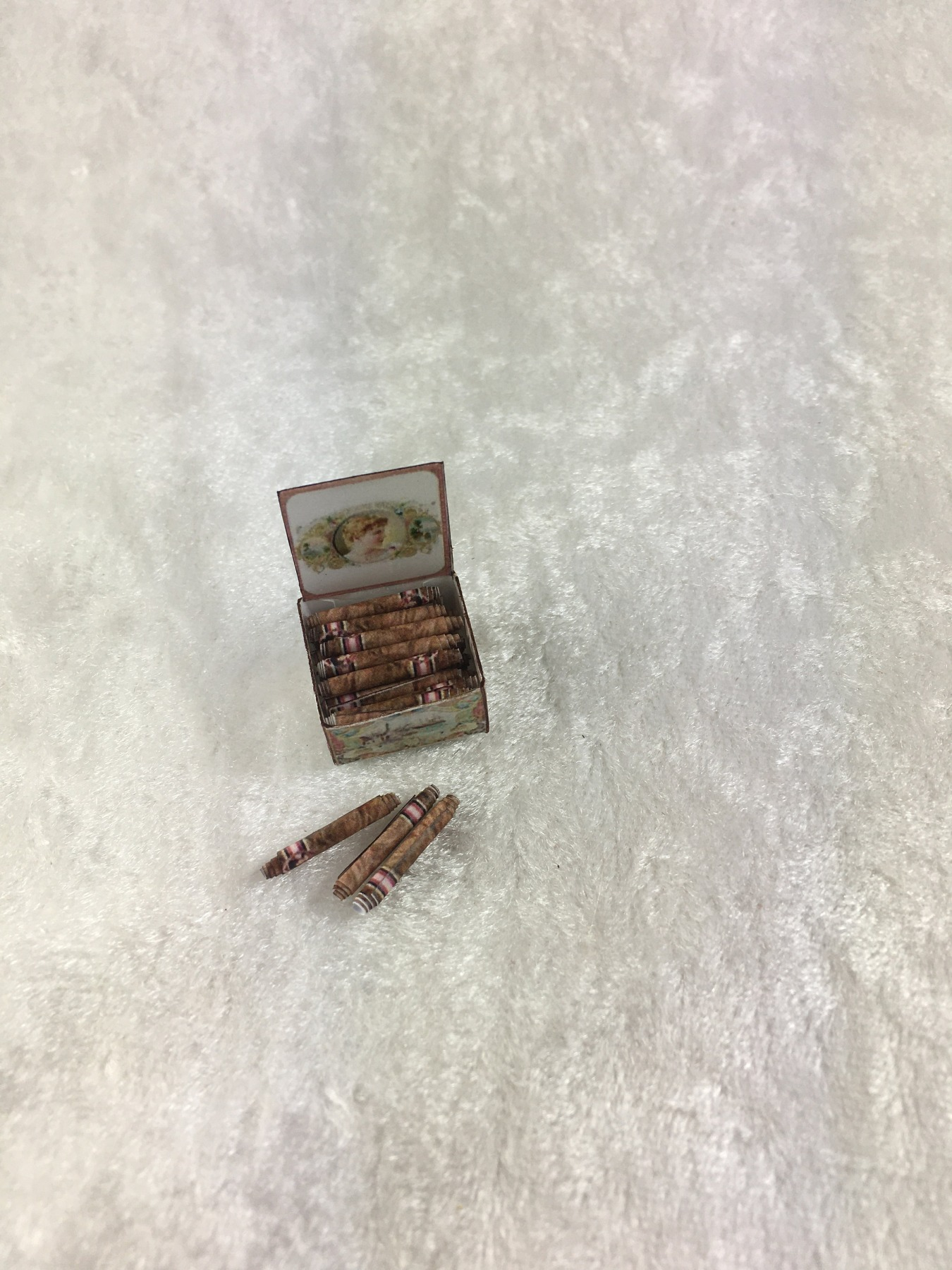 Zigarren in Kiste 2