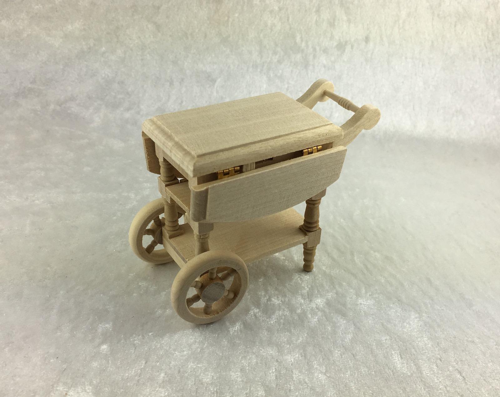 Teewagen 1:12 Miniatur