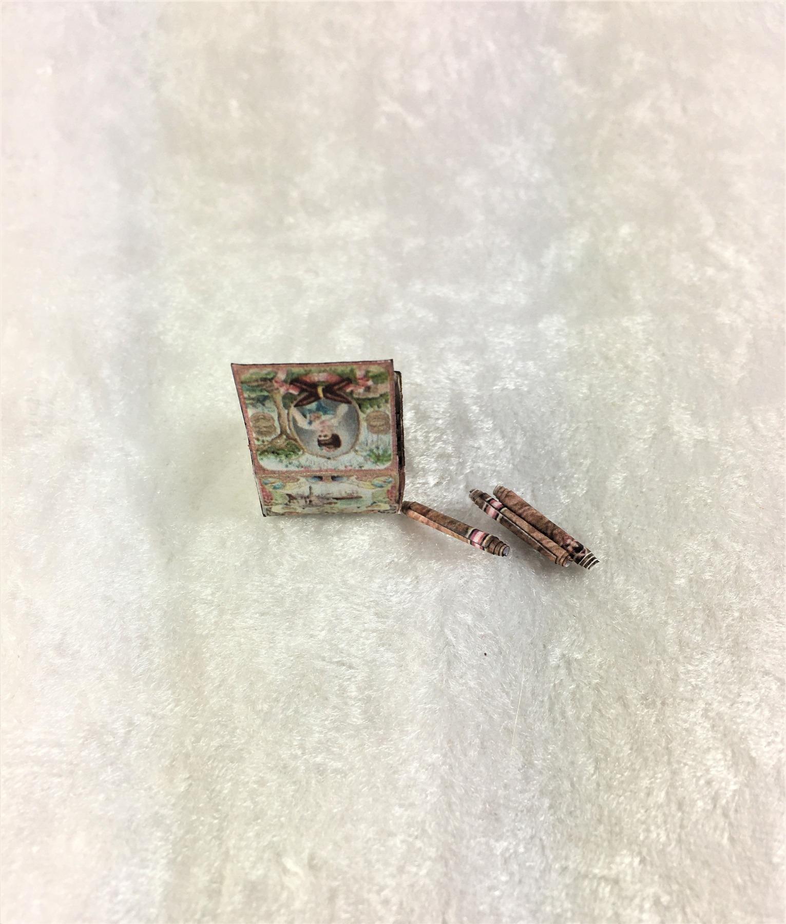 Zigarren in Kiste 4