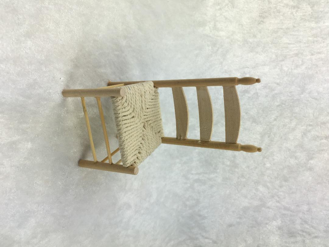 Stuhl Sitzfläche geflochten mit oder ohne