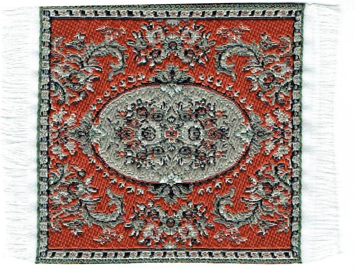 Miniaturteppich 65 x 8 cm