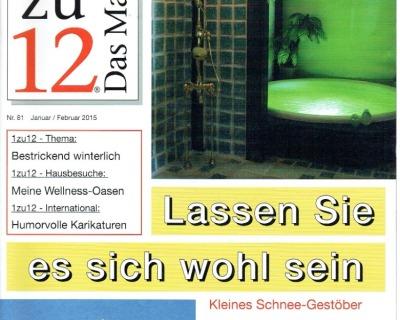 Nr 81- 1zu12 Das Magazin Janaur