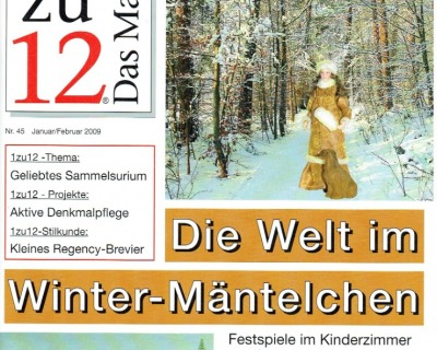 Nr 1zu12 Das Magazin Januar Februar