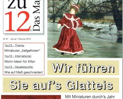 Nr 87- 1zu12 Das Magazin Januar