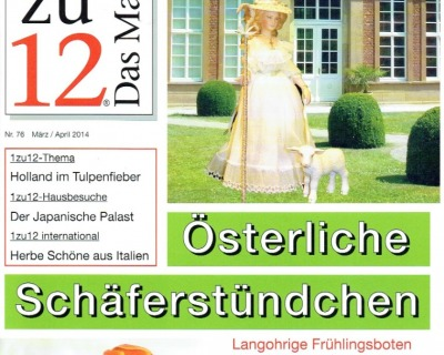 Nr 76- 1zu12 Das Magazin März