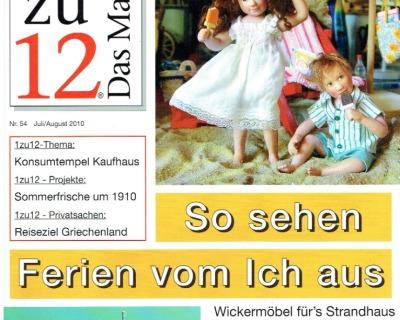 Nr 1zu12 Das Magazin Juli Augst