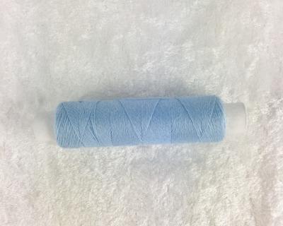 Schurwolle 4-4060 Himmelblau Strick-und Häkelgarn für