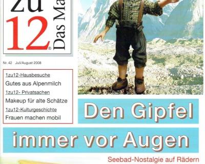 Nr 1zu12 Das Magazin Juli August