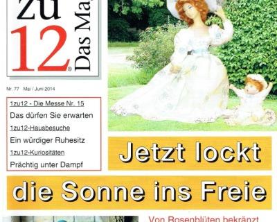 Nr 77- 1zu12 Das Magazin Mai