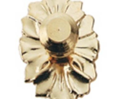 Medallion Türknopf für die Puppenstube das