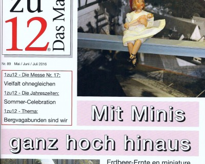 Nr 89- 1zu12 Das Magazin Mai