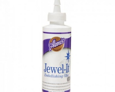Alleenes Jewel-it Kleber Strasssteine für die