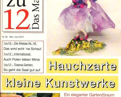 Nr 1zu12 Das Magazin Mai Juni