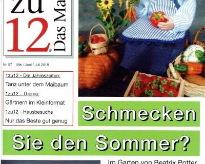 97- 1zu12 Das Magazin die Zeitschrift