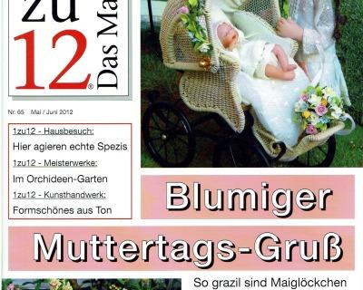 65- 1zu12 Das Magazin die Zeitschrift