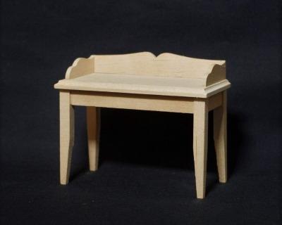 Schreibtisch für die Puppenstube das Puppenhaus