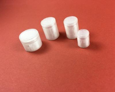 Kunststoffdosen rund oder eckig mit abnehmbaren