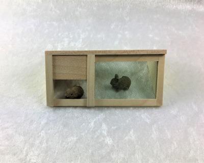 Auslauf für Hasen Kaninchen Meerschweinchen für