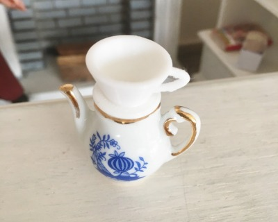 Kaffeefilter für den handgebrühten Kaffee in