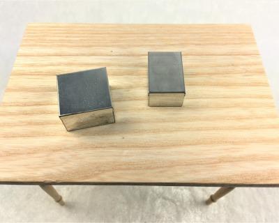 Blechdose quadratisch oder rechteckig