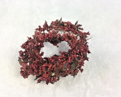 Rote Beerengirlande mit Blätter cm Grundpreis