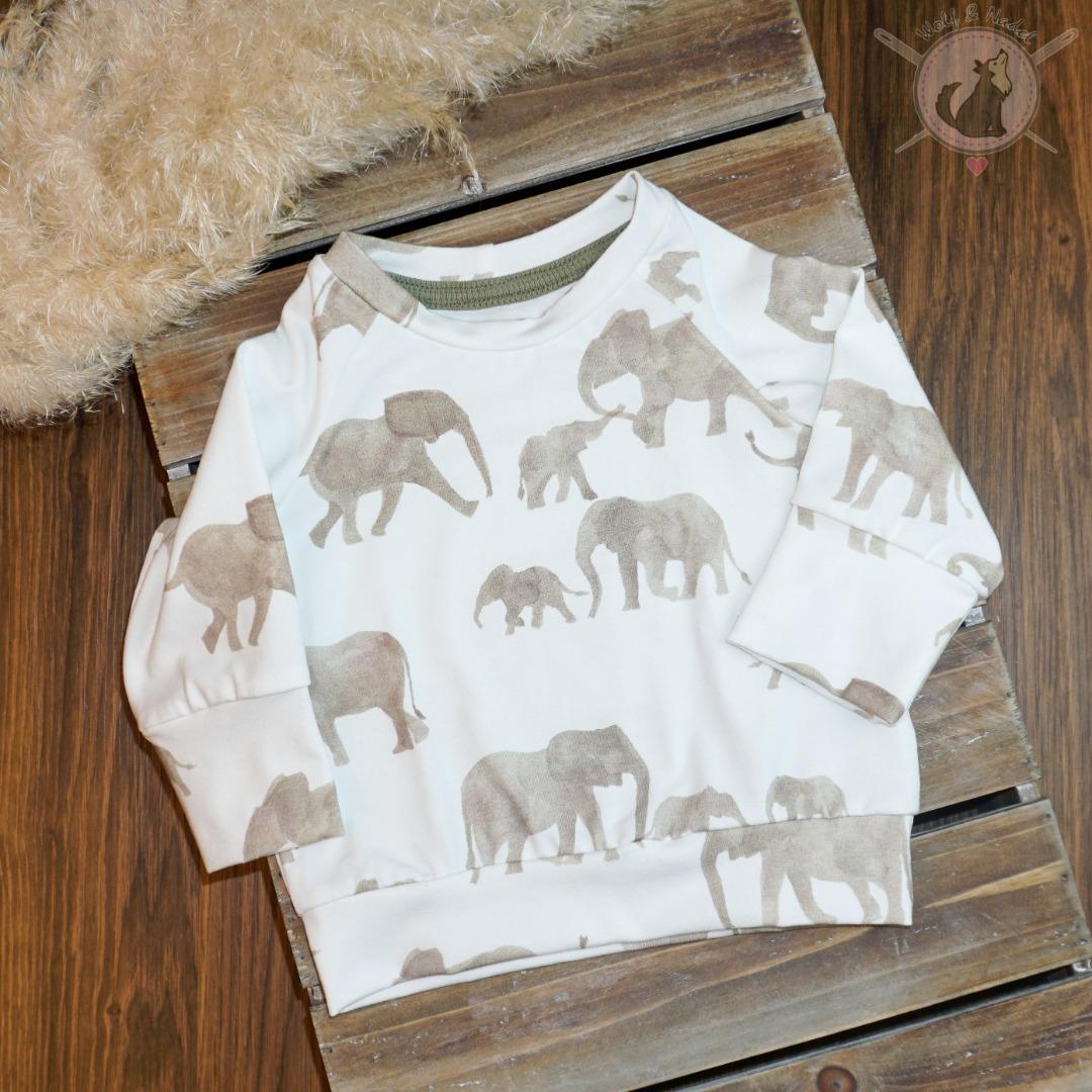 Sofortkauf Handmade Set Elephants Gr 62/68