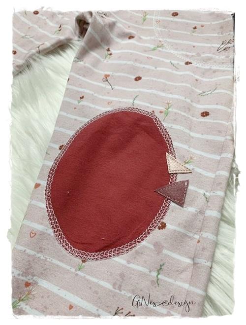 Sofortkauf Handmade Pumphose rosa Gr 104