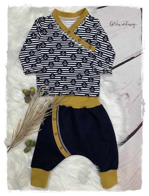 Sofortkauf Handmade Set Hose Shirt Gr