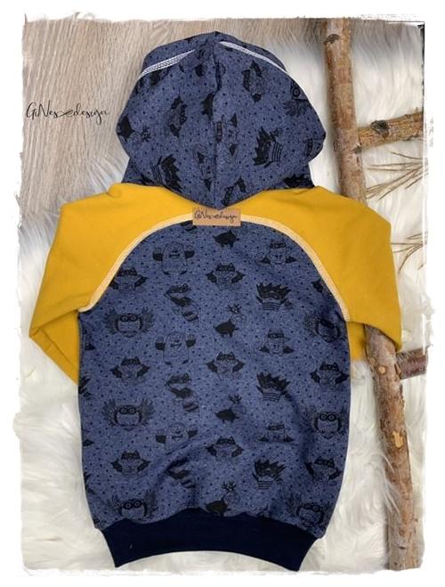 Sofortkauf Handmade Hoodie Gr von Gines s