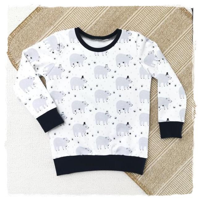 Sofortkauf Handmade Basic Sweater Gr 98
