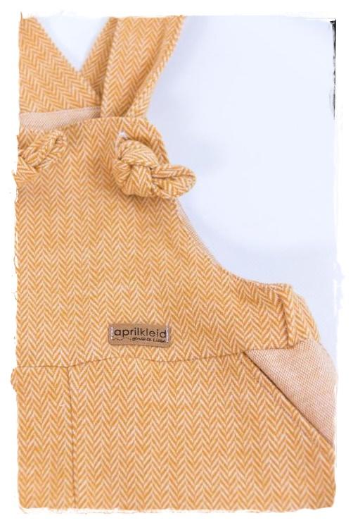 Sofortkauf Handmade Latzhose Gr 92/98 von