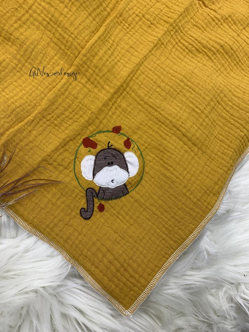 Sofortkauf Handmade Musselintuch Onesize GiNes Design