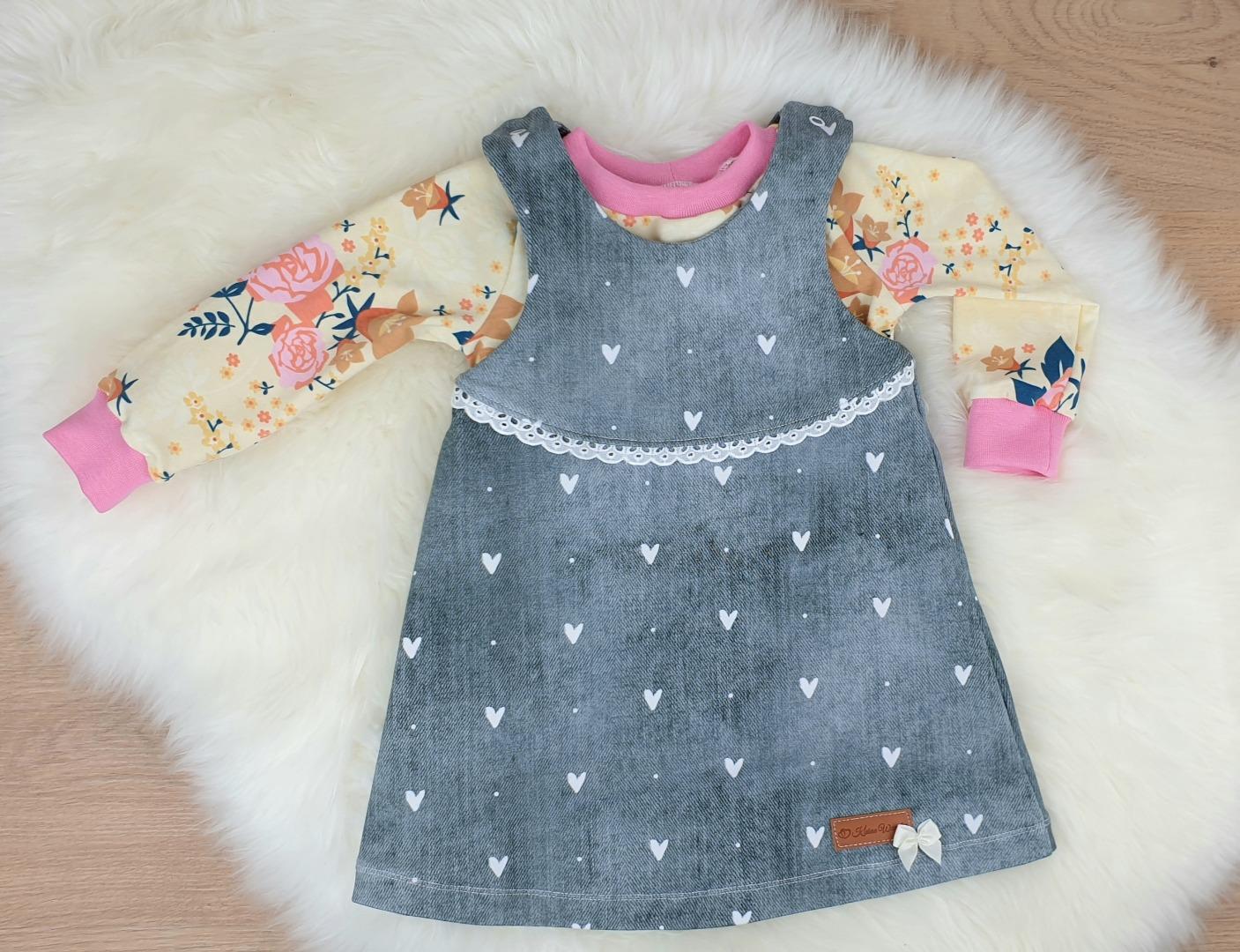 Sofortkauf Handmade Set Shirt und Kleid