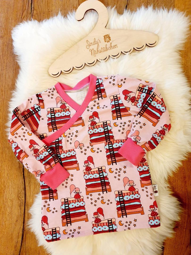 Sofortkauf Handmade Langarmshirt Gr 104
