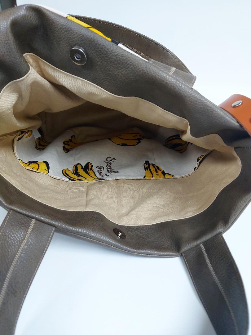 Sofortkauf Handmade Shoppertasche Banana von aprilkleid