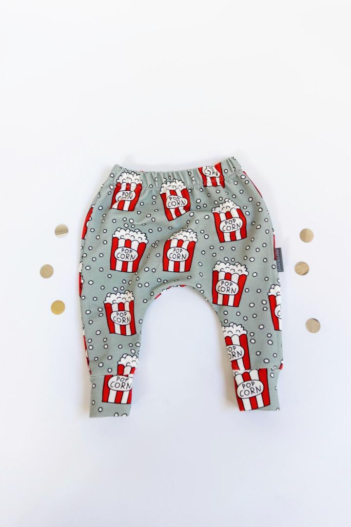 Sofortkauf Handmade Slim Harem Hose Gr