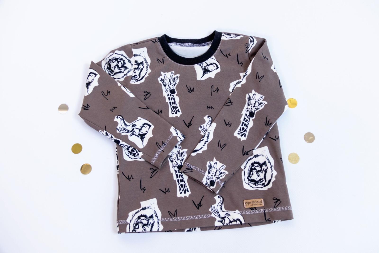 Sofortkauf Handmade Sweatshirt Gr 92