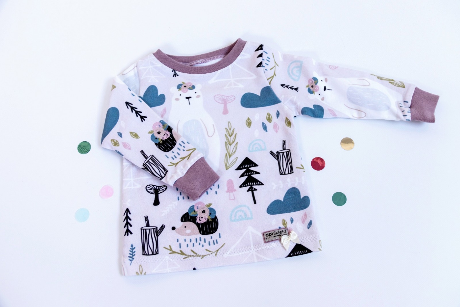 Sofortkauf Handmade Sweatshirt Mädchen Gr von