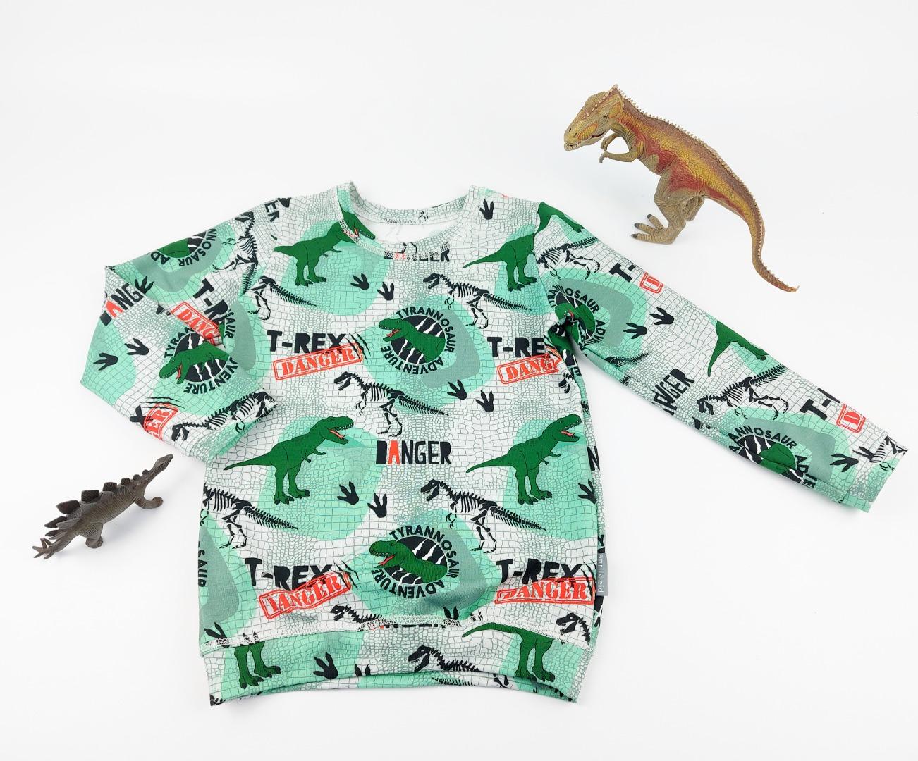 Sofortkauf Handmade Sweatshirt Gr 110