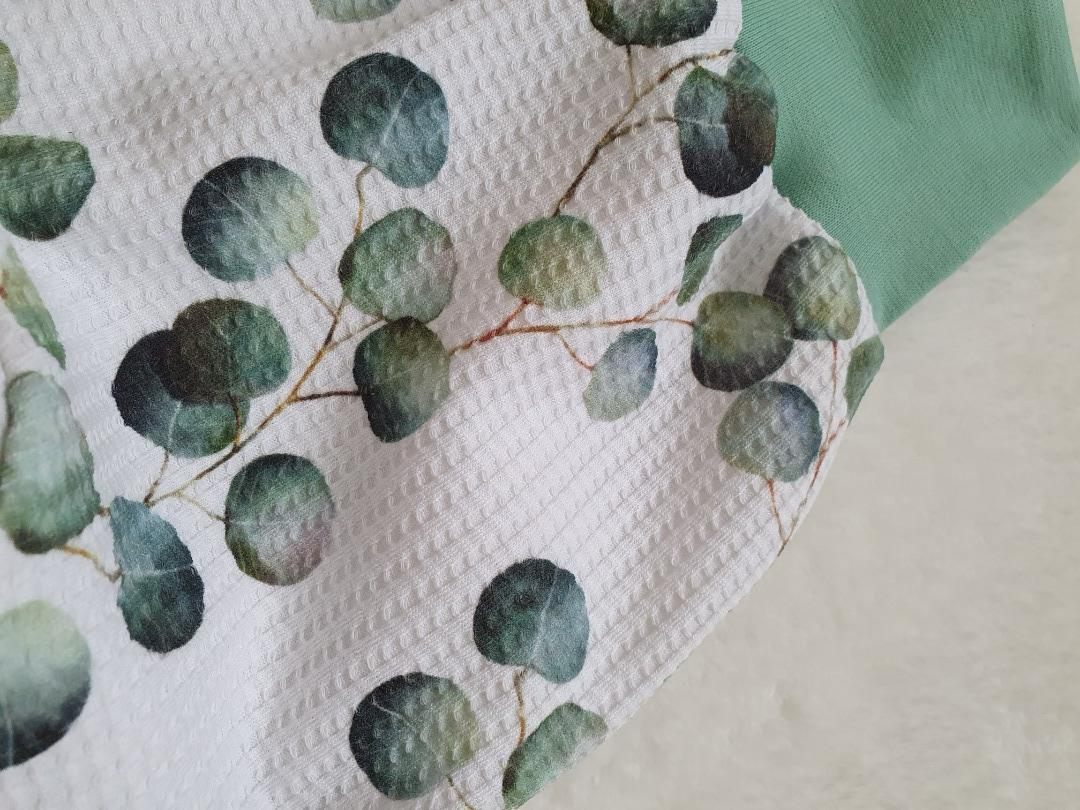 Sofortkauf Handmade Pumphose Eukalyptus Größe 50-62