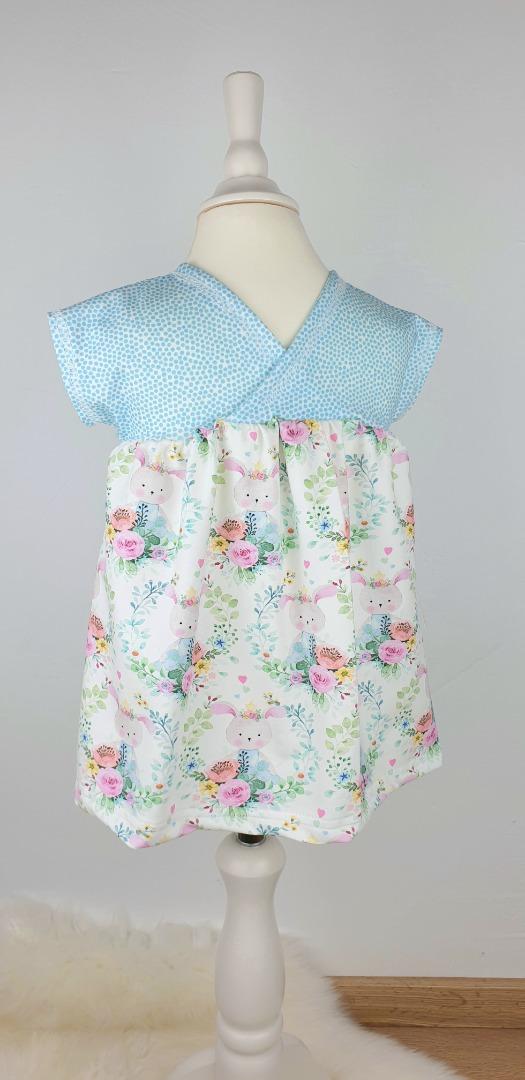 Sofortkauf Handmade Kleid Gr 80
