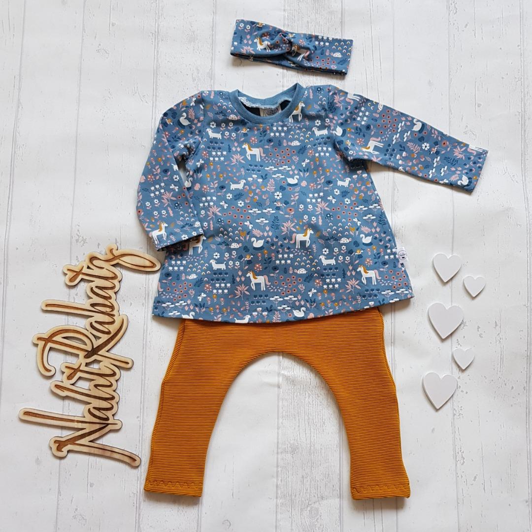 Sofortkauf Handmade Babyset Tiere Gr 74/80