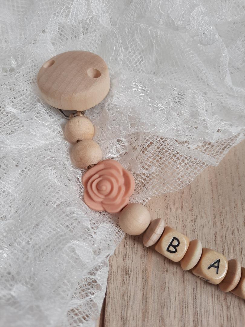 Bestellung Handmade Kinderwagenset Rose Wollträumerei Einzelverkauf
