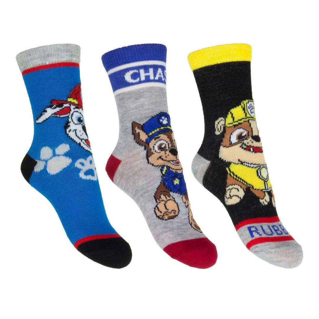 Paw Patrol Socken Gr 27-34